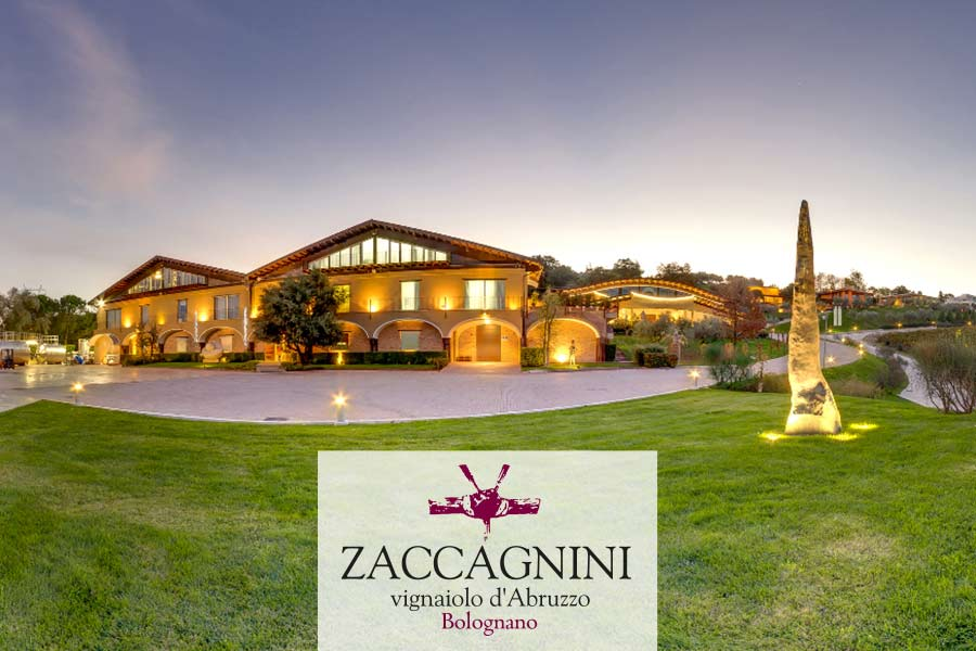 Virtual Tour Cantina Zaccagnini