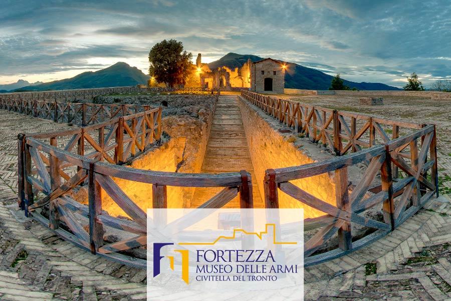 Virtual Tour Fortezza di Civitella del Tronto