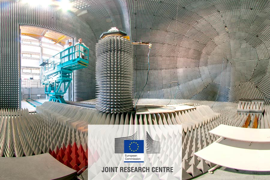 Virtual Tour JRC Ispra - Commissione Europea