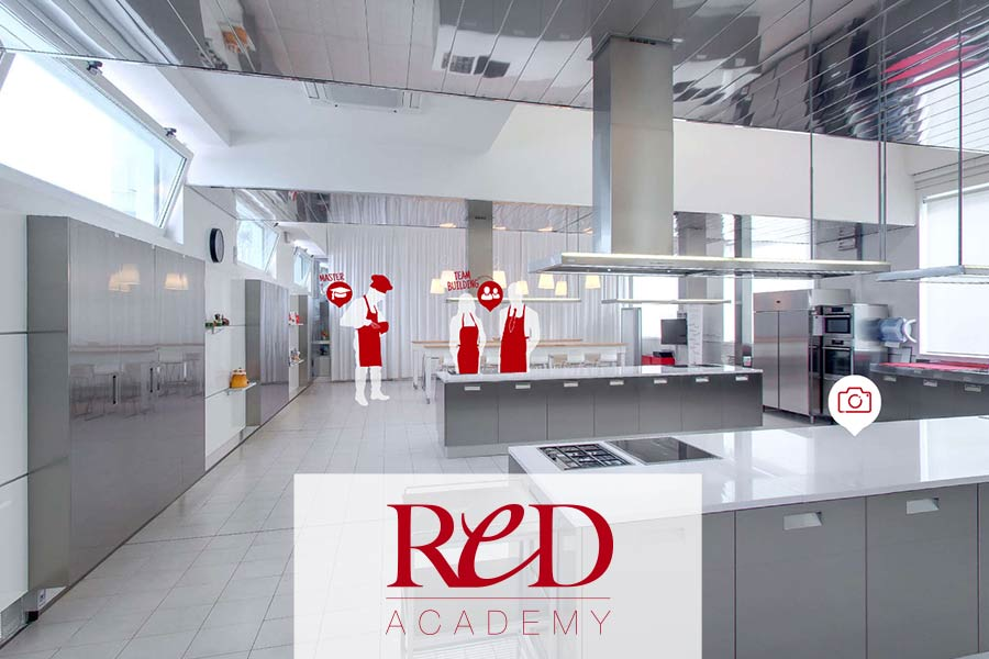 Virtual Tour Red Academy